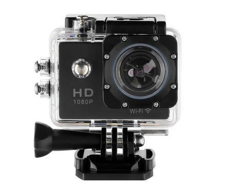 Camera Sport Sj4000 Wifi Hotspot Fullhd 1080p 12mpx Black