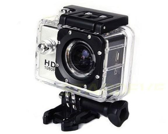 Camera Sport Sj4000 Wifi Hotspot Fullhd 1080p 12mpx White