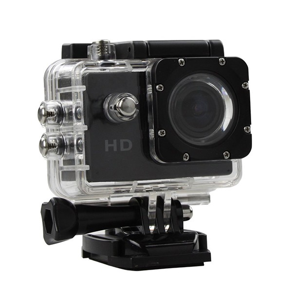 Camera Sport Sj4000 Fullhd Subacvatica 1080p 12mpx Black