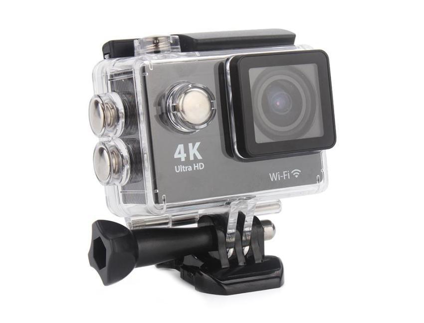 Camera Sport H9+ Ultrahd 4k Wifi Hotspot