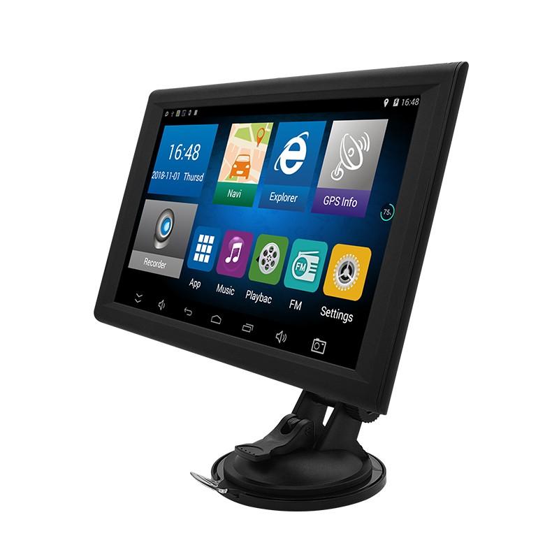 "GPS Auto Techstar Premium Navigator Techstar® M901 Android 512 RAM 16GB Display 9 FullHD BT & Wi-Fi Camera Video DVR 1080P"""
