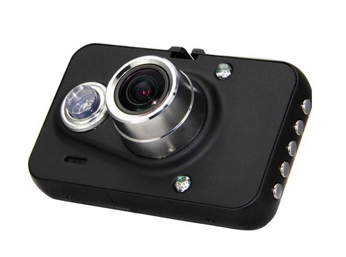 Camera Auto Dvr Novatek A12 Fullhd 1080p 5.0mpx Black