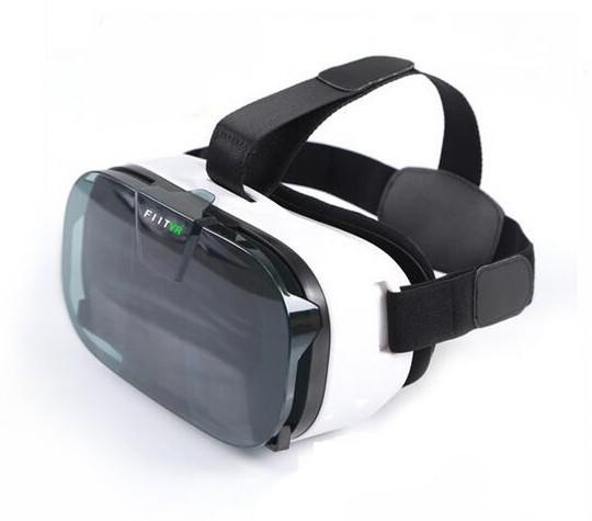 Ochelari Virtuali Techstar Fiit Vr Large Pentru 4 7-6 5 Inchi