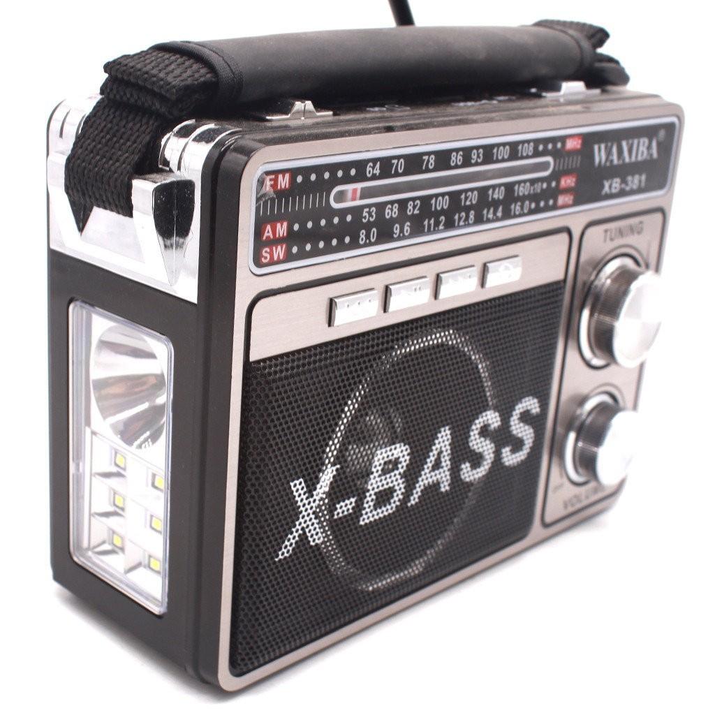 Radio MP3 portabil cu proiector XB-381URT