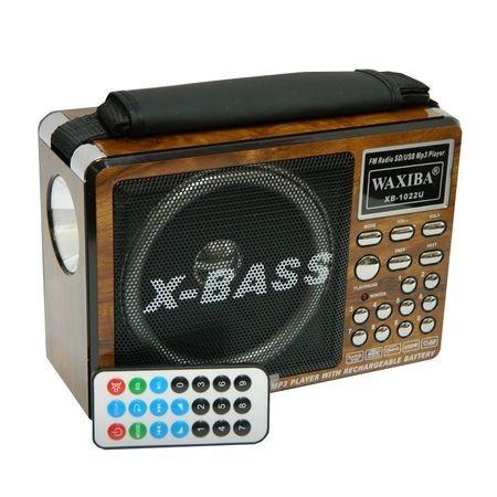 Radio MP3 portabil Waxiba XB-1022U