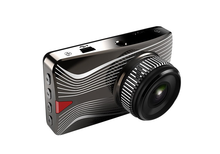 Camera Auto Dvr Novatek T613 Fullhd Carcasa Metali