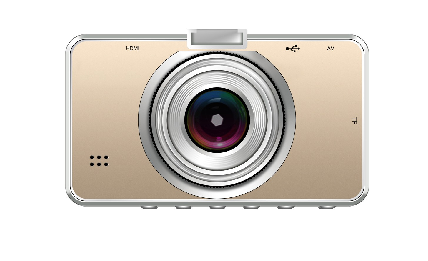 Camera Vido Auto Novatek T601 FullHD 12MPx Slim