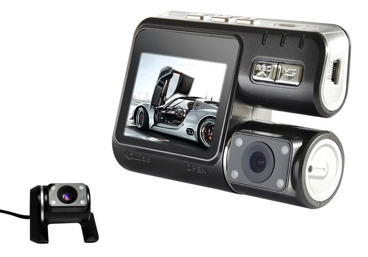 Camera Video Auto Dubla Allwinner F20