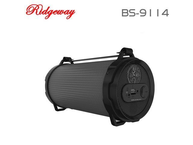 Boxa Portabila Bluetooth Ridgeway BS-9114/black thumbnail