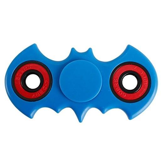 Jucarie Fidget Spinner Batman culoare Albastru, Jucarie ce inlatura stresul thumbnail