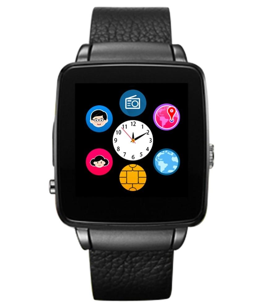 Smartwatch X6 Bluetooth Compatibil MicroSD si SIM Cu Camera RESIGILAT thumbnail