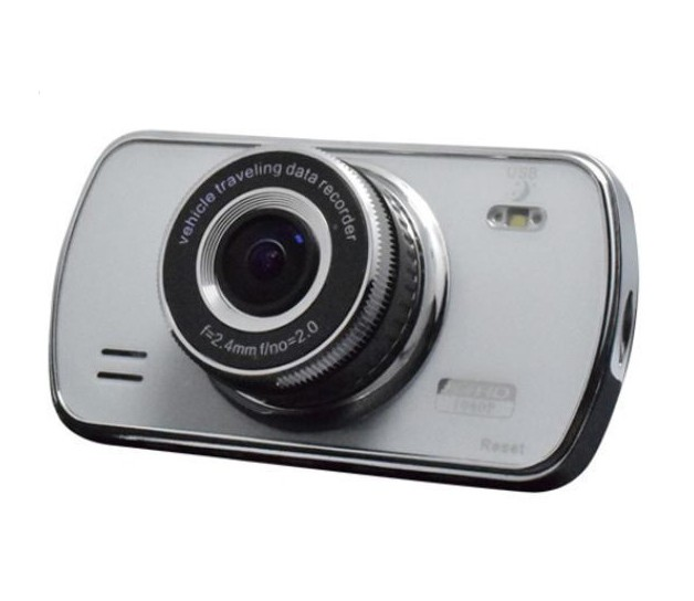 Camera Video Auto Novatek Aj700 Fullhd 12mp 170°