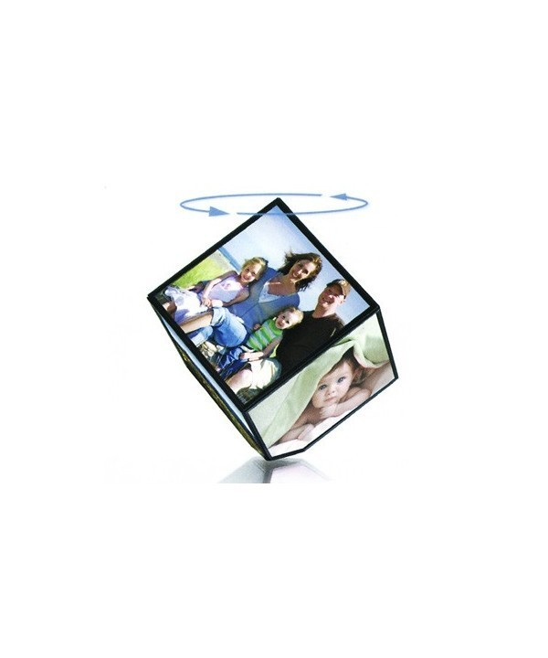 Cub Foto Rotativ, Rama Foto 10 X 10 Cm Kathode