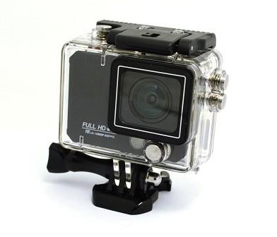 Camera Sport Action Cam X5 Ultrahd 4k Slowmotion Telecomanda Ceas