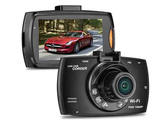 Camera Video Auto Novatek D828 unghi 170° 12MP Wifi Hotspot