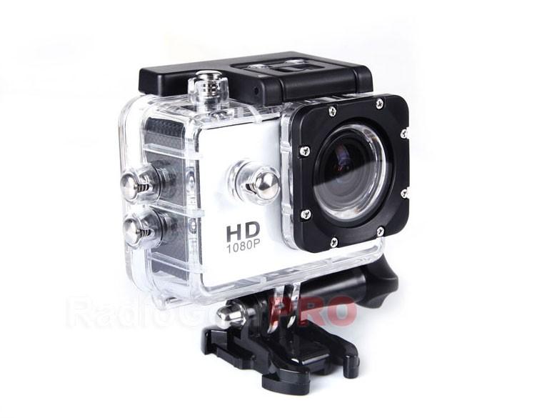 Camera Sport Sj4000 Fullhd Subacvatica 1080p 12mpx