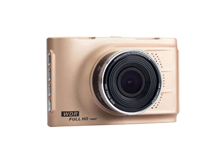 Camera Video Auto Novatek T612 Fullhd Display 3