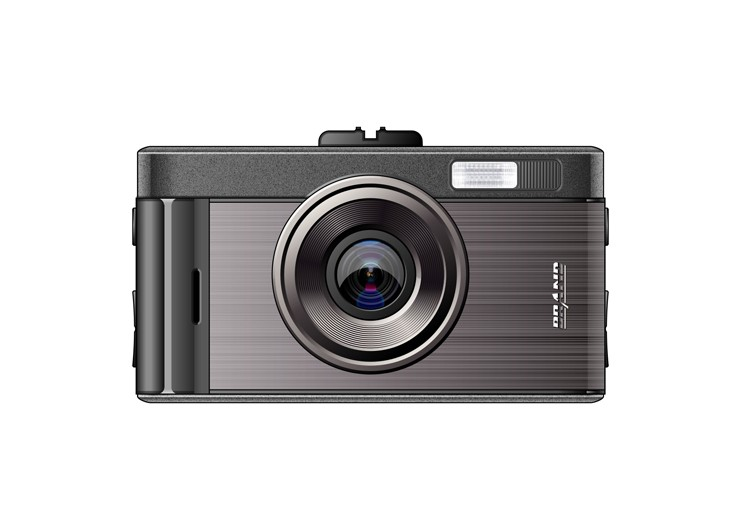 Camera Video Auto Dubla Allwinner Gt100 Display 3 Fullhd 170°