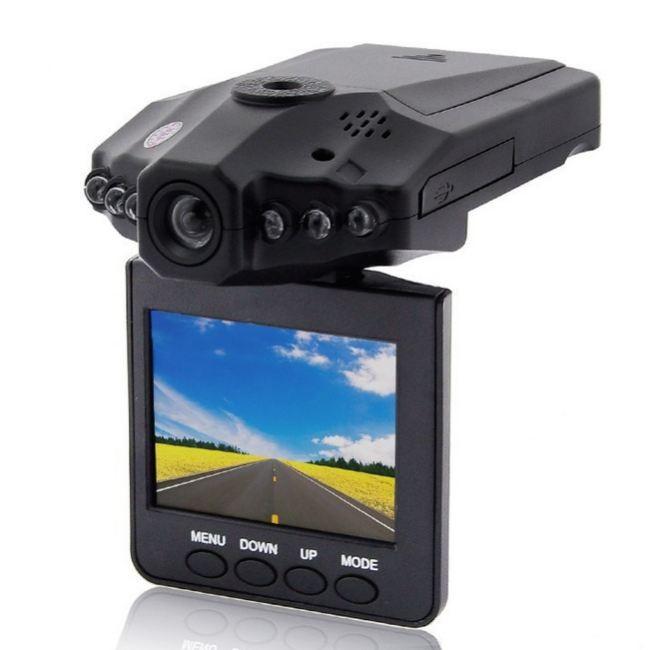 Camera Auto Dvr Black Box H198 Hd 720p 1.3mpx